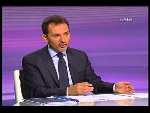 Božidar Đelić u emisiji Kažiprst RTV B92 (9.10.2013)