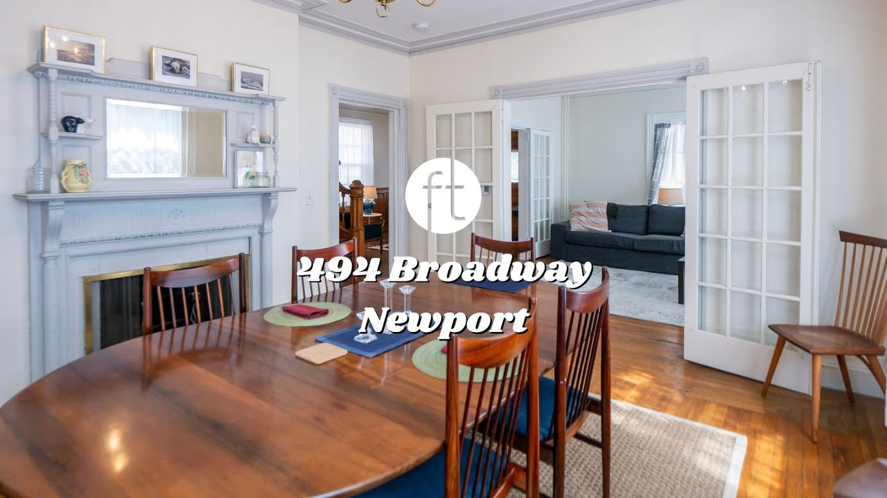Tour of 494 Broadway, Newport