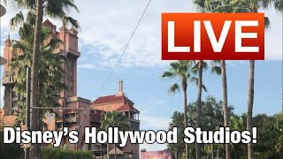 LIVE: Disney World is OPEN! Hollywood Studios