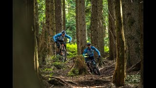 Endless Biking's Staff / Ambassador Team (boys) shred the North Shore