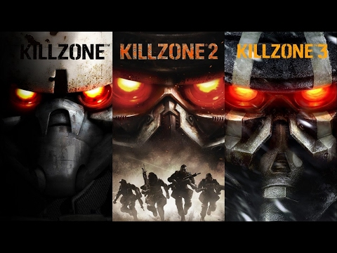 Killzone Saga Game Movie (All Cutscenes)...