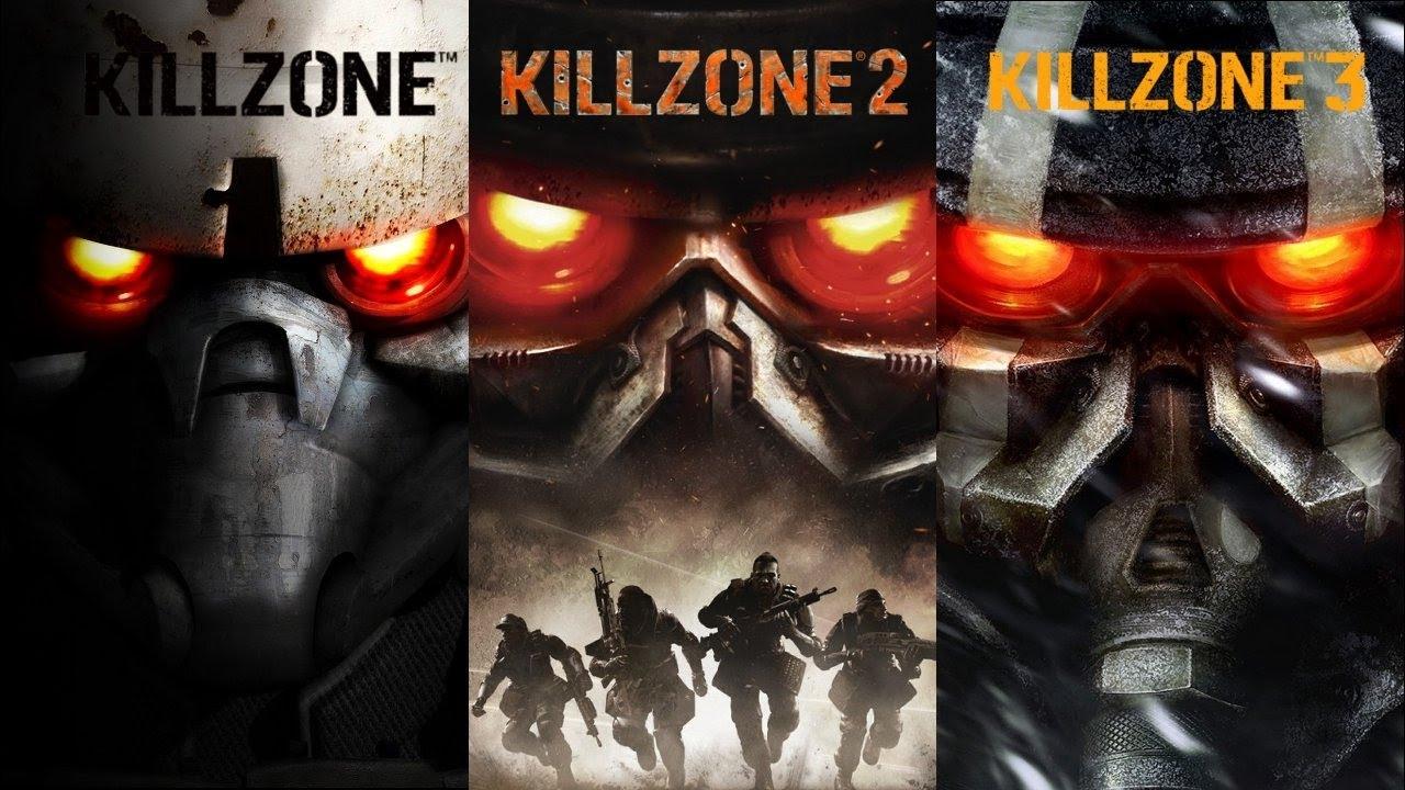 Download Killzone Saga Game Movie (All Cutscenes) 1080p 2004 - 2013