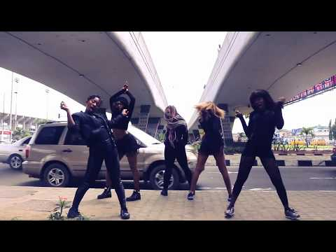 MO Takeover LAGOS STREET - Bad Vibes  ( (Official  Dance Cover)