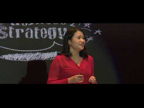 Moving forward consistently, being the best | Yinan Gu | TEDxSuzhouWomen