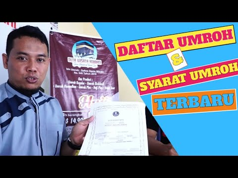 BONGKAR BIAYA UMROH BACKPACKER 2019 || PART 2.