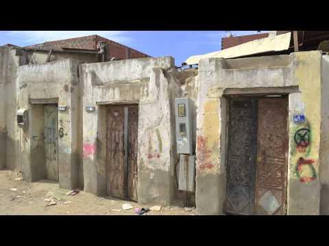 Poverty in Jeddah, Saudi Arabia