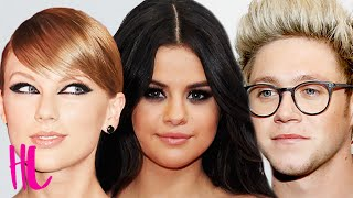 Taylor Swift Reacts To Selena Gomez & Niall Horan Romance