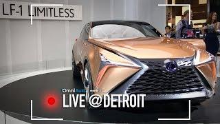 Lexus LF-1 Limitless, l