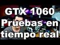 Pruebas en Tiempo real con GTX 1060 3Gb Asus Dual de 3GB en GTA V, Hitman, DOOM