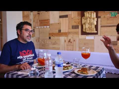 Ditari i fushatës nga Mira Kazhani, intervistë me Bledi Çuçin