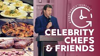 Nick Faldo Hosts Celebrity Chef & Friends Event