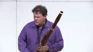Paul Hanson, Electric Bassoon  Live in Sacramento 29 Palms