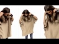 H&M Fall 2010 TV Commercial (Women's Poncho)