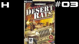Elite Forces WWII Desert Rats Walkthrough Part 03