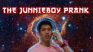 THE JUNNIEBOY PRANK