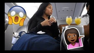$10,000 FIRST CLASS FLIGHT TO BALI | AALIYAHJAY