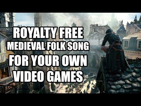 """The Red Fox Tavern"" [Royalty Free Music] (Medieval, Folk, Classic J-RPG)"