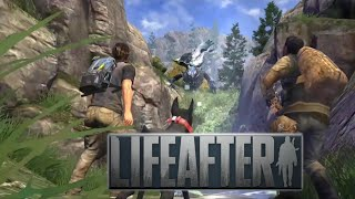 New Survival Zombie Game! English Already! - LifeAfter by Netease [EN] Android Survival Gameplay