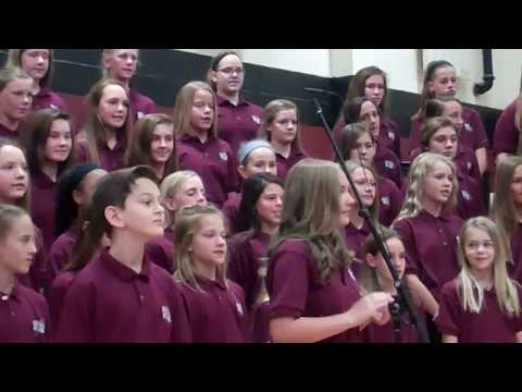 Isaac's Choir Concert Rockwood Middle School May 17, 2017