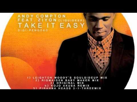 Andy Compton feat. Ziyon (Liquideep) -