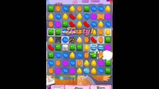 Candy crush saga level 1324 No booster 3 star