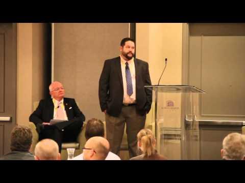 2016 Southwestern Rail Conference:  Rail As Economic Driver