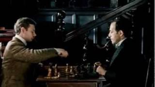 """Шахматы в фильме """"Приключения Шерлока Холмса"""" (1978)"""