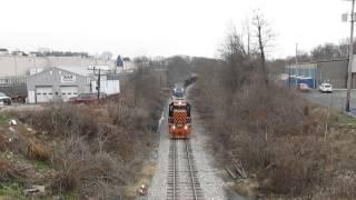 Wheeling & Lake Erie 6347 Climbing Longview Wb