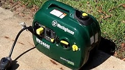 How to make a portable generator work with an RV surge protector