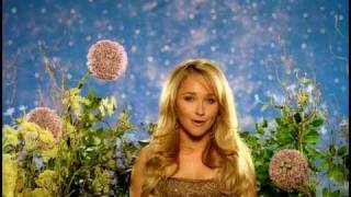 Hayden Panettiere - I Still Believe (HQ Music Video)