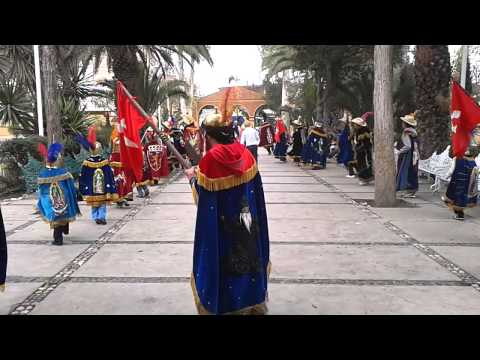 Los reyes acozac 2013