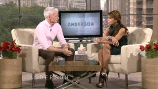 Paula Abdul Interview On Anderson (with Anderson Cooper)