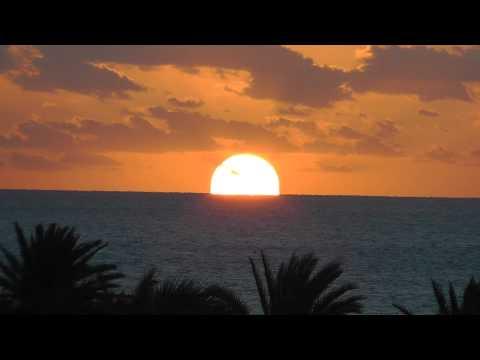 Sonnenaufgang in Zarzis