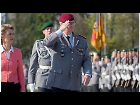 Bundeswehr: Von der Leyen hätte sich an Syrienangriff beteiligt