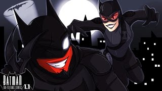 """Batman: The Telltale Series   """"FIRST DATE WITH CATWOMAN!"""" (Episode 1.1) (Realm of Shadows)"""
