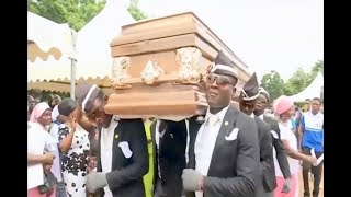 ORIGINAL   COFFIN DANCING MEME   Ghana's dancing pallbearers