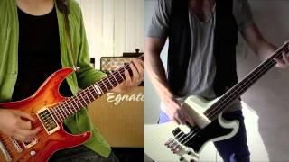 DIR EN GREY - VINUSHKA Guitar & Bass Cover (Kaoru & Toshiya)