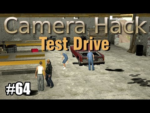 GTA SA Camera Hack - Mission 64: Test Drive