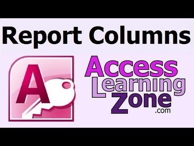 Microsoft Access Tips & Tricks