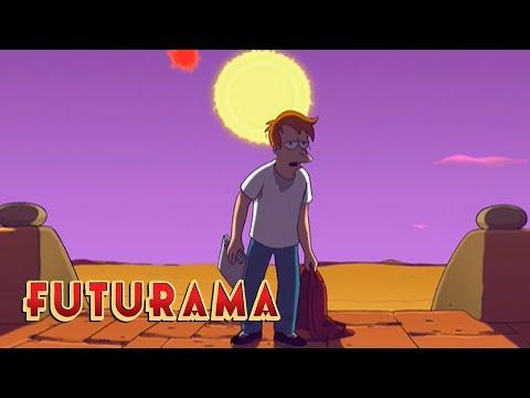 FUTURAMA | Season 1, Episode 7: Planet Of The Aqua-men | SYFY
