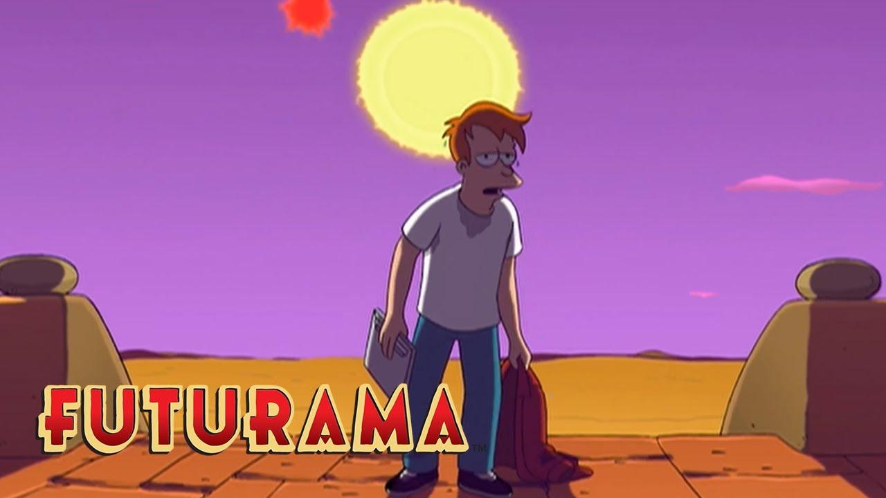 Download FUTURAMA | Season 1, Episode 7: Planet Of The Aqua-men | SYFY