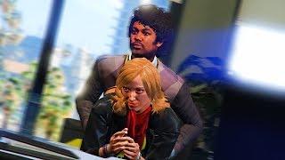 Реальная Жизнь в GTA 5 - ОНА ЖИВА! УГНАЛИ УТОПЛЕННЫЕ MERCEDES c63 amg и ГЕЛИК.