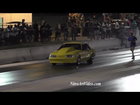 Heads Up Drag Racing & Grudge Racing (NT) No Time's Shown (MGMP) Middle GA Motorsports Park