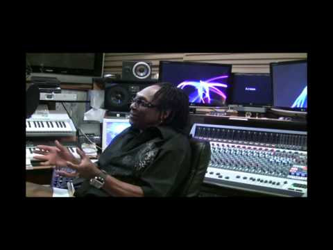 Walter Orange from The Commodores Interview Pt 1