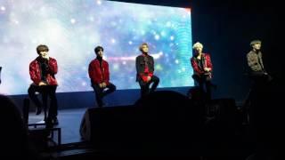 GOT7 Turbulence in LA 01/29/2017 Let me Mp3