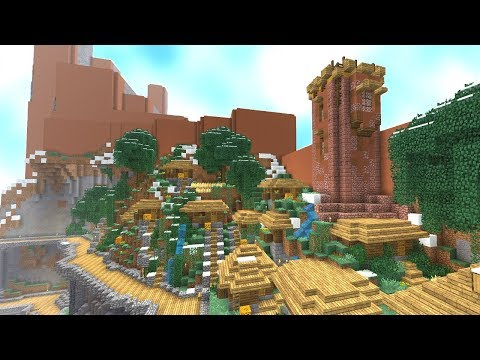 A Great Use for Granite! :: Minecraft Building w/ BdoubleO #464