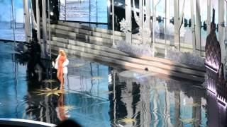 Miss Universe 2013:Video from the hall