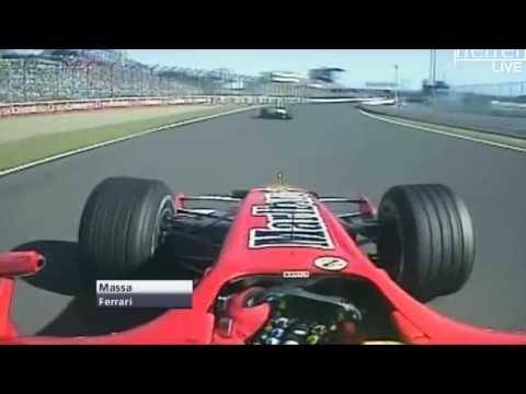 F1 2006 Season - Ferrari 248 F1: 53 Minutes Natural Onboard V8 Engine Sounds