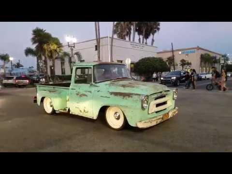 Cars And Cruise Night Huntington Beach, Ca. (Part 1 Of 2) 7-27-16