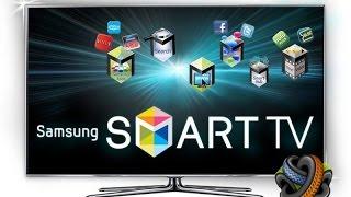 установка виджета ForkLMod на Samsung smart tv H s